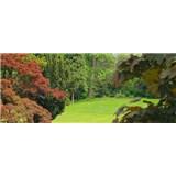 Vliesové fototapety zahrada