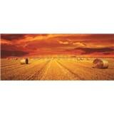 Vliesové fototapety západ slunce
