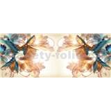 Vliesové fototapety kolibříci