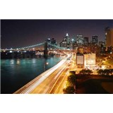 Vliesov� fototapety Brooklyn Bridge