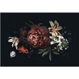 Fototapety kytice květů rozměr 366 cm x 254 cm - POSLEDNÍ KUSY