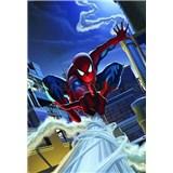 Fototapeta Spiderman na střeše