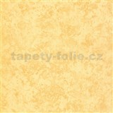 Samolepící tapety hrubá struktura - žlutá - 45 cm x 15 m