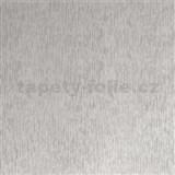 Samolepící fólie ražené stříbro - šíře 45 cm x 15 m