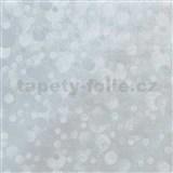Samolepící tapety transparentní - tečky - 67,5 cm x 15 m