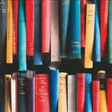 Samolepící tapety knihy 45 cm x 15 m