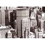 Samolepící tapety - mrakodrapy 90 cm x 15 m