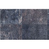 Samolepící tapety ocel šedo-modrá 45 cm x 15 m