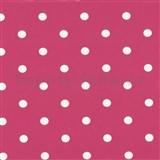 Samolepící tapety puntíky růžové 45 cm x 15 m