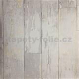 Samolepící tapety Scrapwood světlé 67,5 cm x 15 m