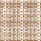 Samolepící tapety tkaný košík hnědý 45 cm x 15 m