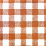 Samolepící fólie káro oranžové - 45 cm x 15 m
