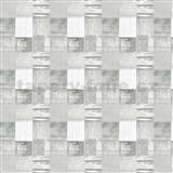 Samolepící fólie Vintage světle šedý - 45 cm x 15 m