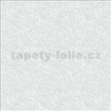 Samolepící fólie ornamenty šedé - 45 cm x 15 m