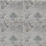 Samolepící folie Vintage stone tiles - 67,5 cm x 15 m