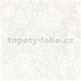 Vliesové tapety na zeď Graphics Alive - větve stromů bílé - SLEVA