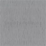 Vliesové tapety na zeď Graphics Alive - nepravidelné proužky stříbrné - SLEVA