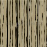 Vliesové tapety na zeď Graphics Alive - proužky černé
