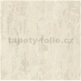 Vliesové tapety na zeď Il Decoro industriální omítka béžová