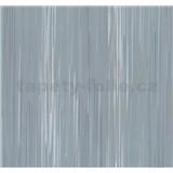 Vliesové tapety na zeď Infinity proužky modro-hnědé