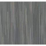 Vliesové tapety na zeď Infinity proužky šedo-hnědé - POSLEDNÍ KUSY