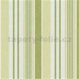 Tapety na zeď Jewel - pruhy - světle zelené
