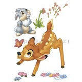 Samolepky na zeď Disney Bambi rozměr 50 cm x 70 cm