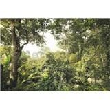Vliesové fototapety džungle rozměr 368 cm x 248 cm