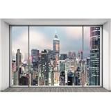Vliesové fototapety New York rozměr 368 cm x 248 cm