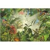 Vliesové fototapety divočina rozměr 368 cm x 248 cm