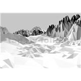 Fototapety 3D Icefields rozměr 368 cm x 254 cm
