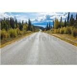 Fototapety Atlin Road rozměr 368 cm x 254 cm