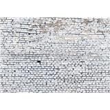 Papírové fototapety White Brick 368 cm x 254 cm