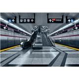 Fototapety Subway 368 cm x 254 cm