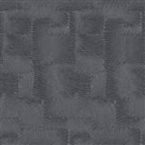 Vliesové tapety na zeď G. M. Kretschmer II moderní vzor černý