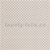Vliesové tapety na zeď G. M. Kretschmer Sommeraktion 3D abstrakt hnědý - POSLEDNÍ KUS