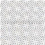 Vliesové tapety na zeď G. M. Kretschmer Sommeraktion 3D abstrakt bílý a šedo-hnědý