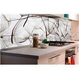 Samolepící tapety za kuchyňskou linku létající pampelišky rozměr 180 cm x 60 cm