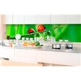 Samolepící tapety za kuchyňskou linku slunéčko sedmitečné rozměr 350 cm x 60 cm