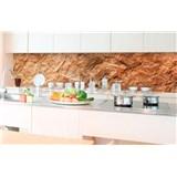 Samolepící tapety za kuchyňskou linku mramor rozměr 350 cm x 60 cm