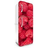 Samolepící tapety na lednici maliny rozměr 180 cm x 65 cm