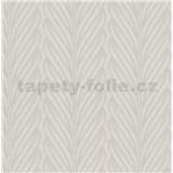 Luxusní vliesové tapety na zeď Colani Legend splétané pruhy šedé