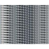 Vliesové tapety na zeď Harmony Mac Stopa 3D abstrakt šedý