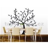 Samolepky na zeď Abstract Tree 65 cm x 165 cm