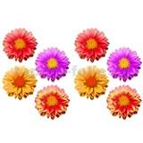 Samolepky na zeď - květiny 45 x 65 cm