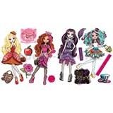 Samolepky panenky Monster Hight