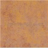 Vliesové tapety IMPOL New Wall metalická omítkovina bronzová
