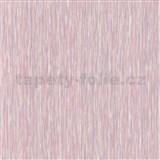 Vliesové tapety na zeď Nizza proužky fialovo-růžové