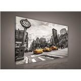 Obraz na plátně New York 75 x 100 cm