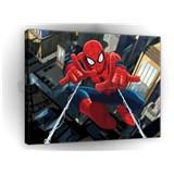 Obraz na pl�tn� Spiderman 75 x 100 cm